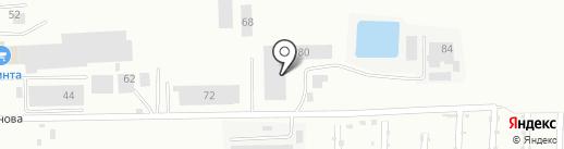 Albico на карте Салавата