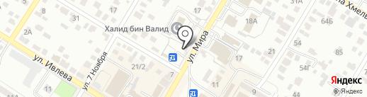 Klinkers на карте Стерлитамака