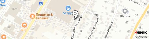 Ташкент на карте Стерлитамака