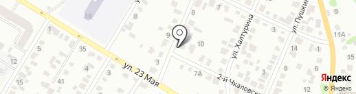 Центр электронного документооборота на карте Стерлитамака