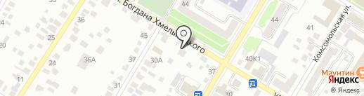 Стерлитамак-Восток-Сервис на карте Стерлитамака