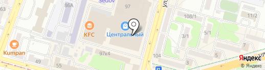 Profi Center на карте Уфы