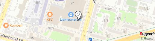 Hat Club на карте Уфы