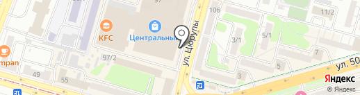 Православная церковная лавка на карте Уфы