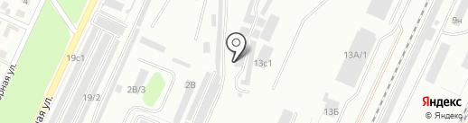 Производственная компания на карте Стерлитамака