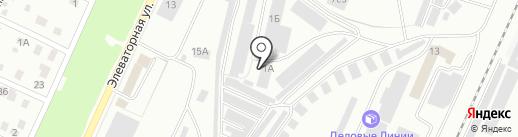 КИТ на карте Стерлитамака