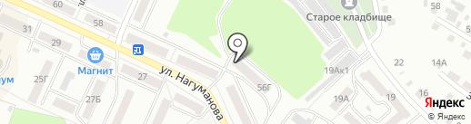 Отдел муниципального контроля на карте Стерлитамака