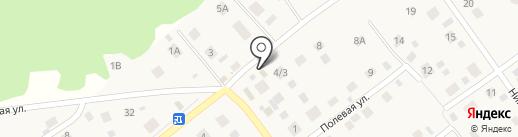 Магазин товаров повседневного спроса на карте Култаево