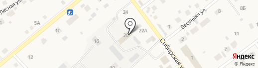 Торгово-монтажная компания на карте Култаево