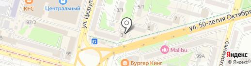 SmartPhone Ufa на карте Уфы