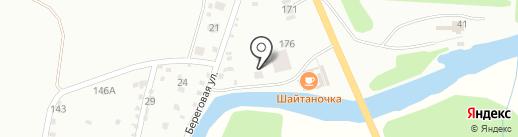 Тихий Ашкадар, ТСН на карте Стерлитамака