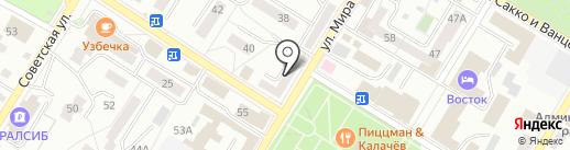 VGOROSHEK на карте Стерлитамака