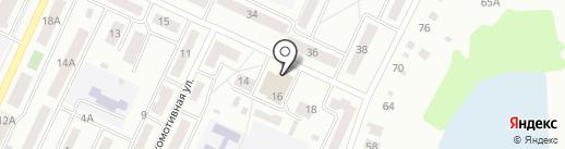 Ярмарка на карте Стерлитамака