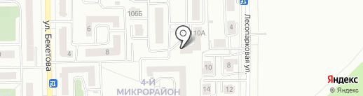 СПФ Ремстрой на карте Салавата