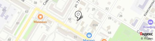 СTS на карте Стерлитамака