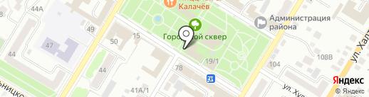 Платежный терминал, Банк Русский стандарт на карте Стерлитамака