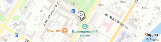 Республиканский центр поддержки населения Республики Башкортостан на карте Стерлитамака