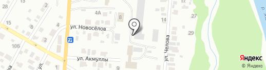 Стерлитамак Профиль-М на карте Стерлитамака