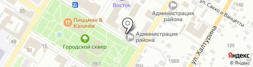 КПРФ на карте Стерлитамака