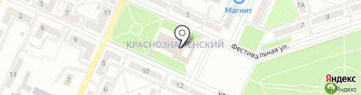 Solo на карте Стерлитамака