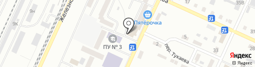 Банкомат, Сбербанк, ПАО на карте Стерлитамака