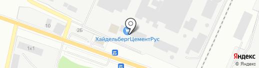 ХайдельбергЦемент Рус на карте Стерлитамака