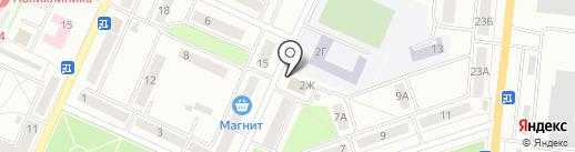 БалтБет на карте Стерлитамака