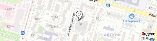 Судебная Строительно-Техническая Экспертиза на карте Уфы