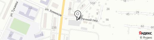 Спецэнерготранс на карте Стерлитамака
