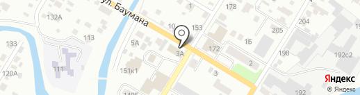 Клиника права на карте Стерлитамака