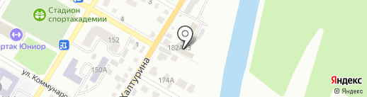 Алкон на карте Стерлитамака