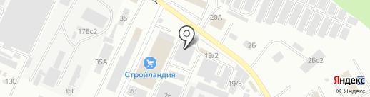 Оптовая фирма на карте Стерлитамака