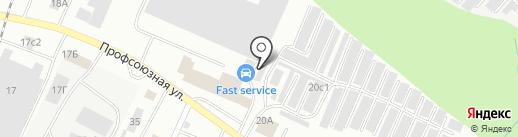 ДизельСервис на карте Стерлитамака