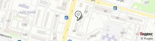 iLux на карте Уфы