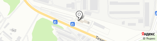 Сырьевая компания на карте Стерлитамака