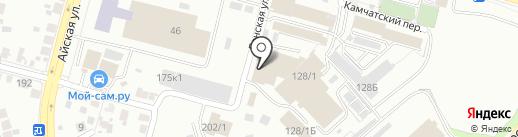 Интернет-магазин кресел и стульев на карте Уфы