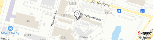 УФА ДИЗЕЛЬ ЦЕНТР на карте Уфы