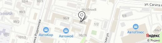 AVTO JOY на карте Уфы