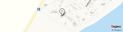 Сармат на карте Алексеевки