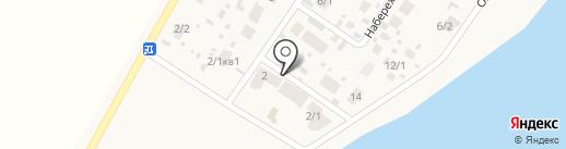 Эдем на карте Алексеевки