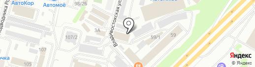Кузница решений на карте Уфы
