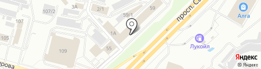Первая сервисная компания на карте Уфы