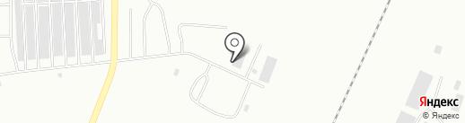 Кандринская нефтебаза на карте Стерлитамака
