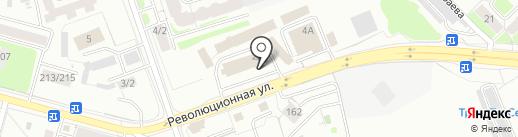 СКБ Контур, ЗАО на карте Уфы