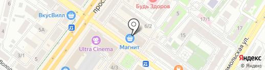 Grand Phone на карте Уфы