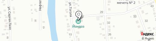 Библиотека на карте Ишимбая