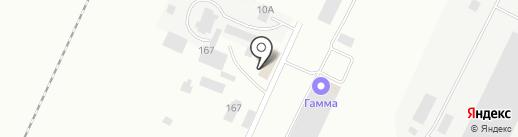 ОйлТок на карте Стерлитамака