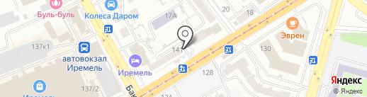 Rus beer на карте Уфы