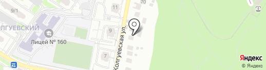 Тюнинг Тайм Студио на карте Уфы