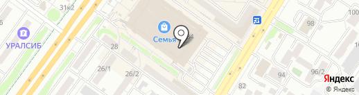 ИмперияКукол.рф на карте Уфы